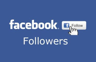 facebook followers button